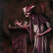 The Bone Priest Poster