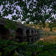 The Bridge At Inistogue Poster
