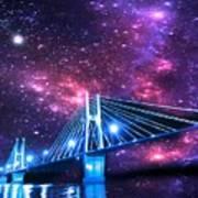 The Bridge Between Two Worlds Poster