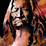 The Buffalo Hunter Poster