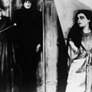 The Cabinet Of Dr.caligari Poster
