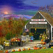 The Campton Farm Poster