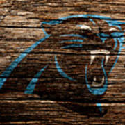The Carolina Panthers 4a Poster