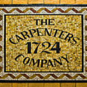 The Carpenters Company Poster