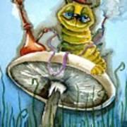 The Caterpillar Poster