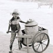 The Chiapas Boy Poster