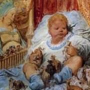 The Childhood Of Pantagruel Poster