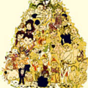 The Children Tree Poster