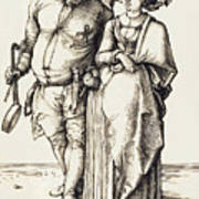 The Cook And His Wife Poster