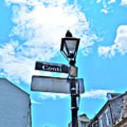 The Corner Of Conti Poster