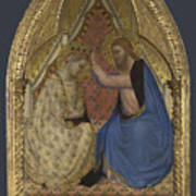 The Coronation Of The Virgin Poster