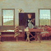 The Country School Poster