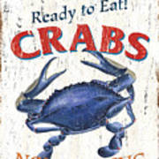 The Crab Shack Poster