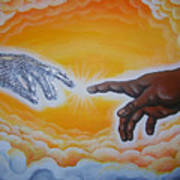 The Creation Of Michael Jackson Poster