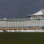 The Cruise Ship Poster