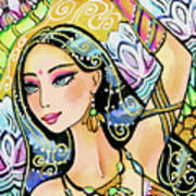 The Dance Of Daksha Poster