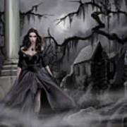 The Dark Caster Comes Poster