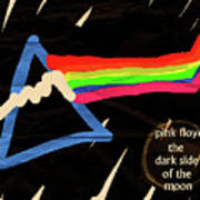 The Dark Side Of The Moon  Poster