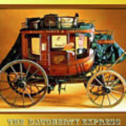 The Daugherty Express Poster