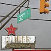 The Diner Poster