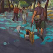 The Dog Walker Poster