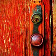 The Door Handle  Poster