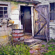 The Door Is Always Open Poster