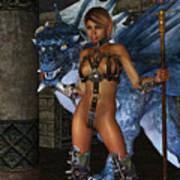 The Dragon Princess Poster