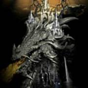 The Dragons Castle Poster