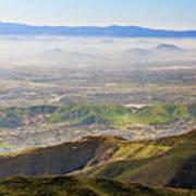 The Dreamy San Bernardino Poster