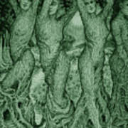 The Dryads Poster