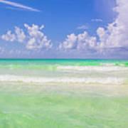 The Emerald Shore Of Destin, Fl Poster