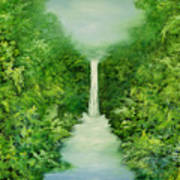 The Everlasting Rain Forest Poster