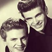 The Everly Brothers Poster