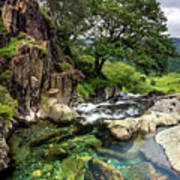 The Fairy Pools Poster