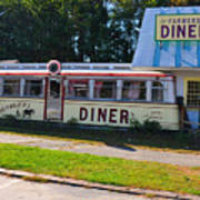 The Farmers Diner Poster