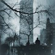 The Flatiron Building, New York City Poster by Everett