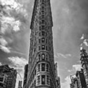 The Flatiron Building Nyc Poster