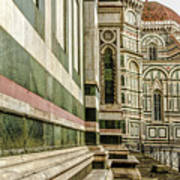 The Florence Cathedral Poster