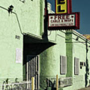 The Flores Motel Poster