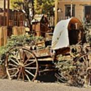 The Flowering Wagon Poster