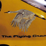 The Flying Crane Poster