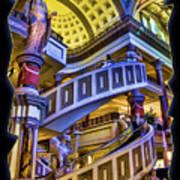 The Forum At Caesars Poster