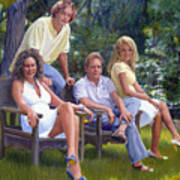 The Fraum Family Poster