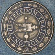 The Freedom Trail Poster