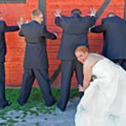 The Frisky Bride Poster