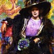The Furs 1911 Poster