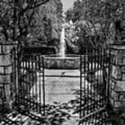 The Garden Gate Poster