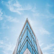 The Glass Tower On Downer Avenue Poster
