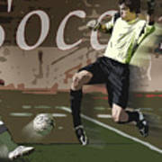 The Goalkeeper Poster